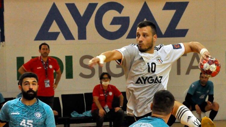 Beşiktaş Aygaz 26-27 Beykoz Belediyespor