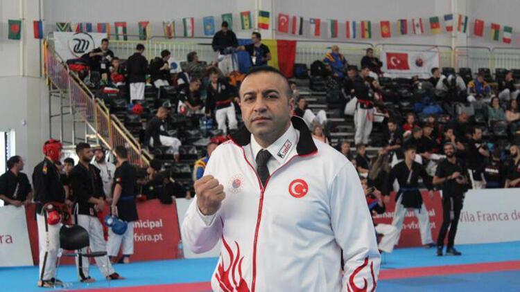 Kempo Federasyonu Başkanı Halis Avşar: 'Zirveyi hedefleyen bir nesil yetiştirmeyi amaçlıyoruz'