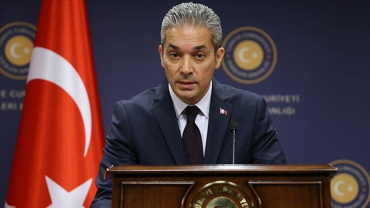 Dışişleri'nden Yunanistan Dışişleri Bakanı Dendias'ın iddialarına cevap