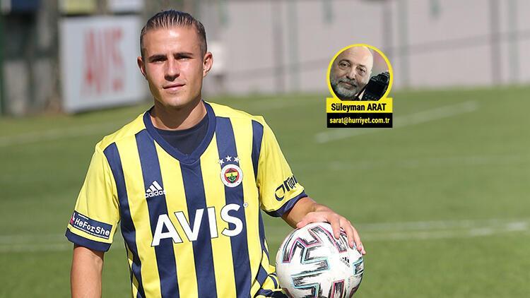 Fenerbahçe'nin yeni transferi Pelkas: 'Türkiye'nin en büyük kulübüne geldim'