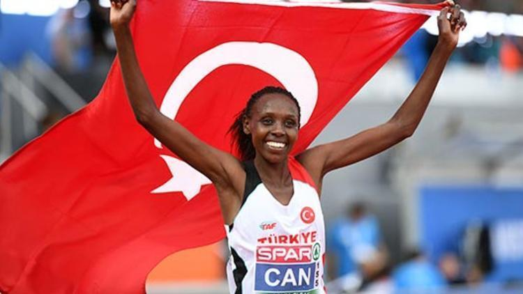 Milli atlet Yasemin Can, Dünya Yarı Maraton Şampiyonası'nda 7. oldu
