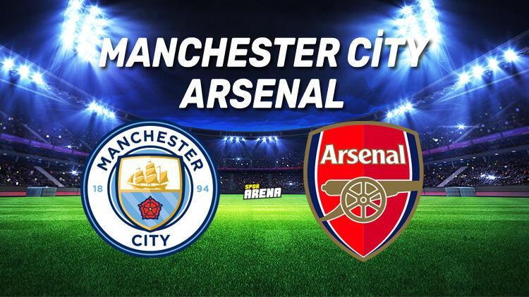 Manchester City Arsenal maçı hangi kanalda saat kaçta? Şifreli mi?