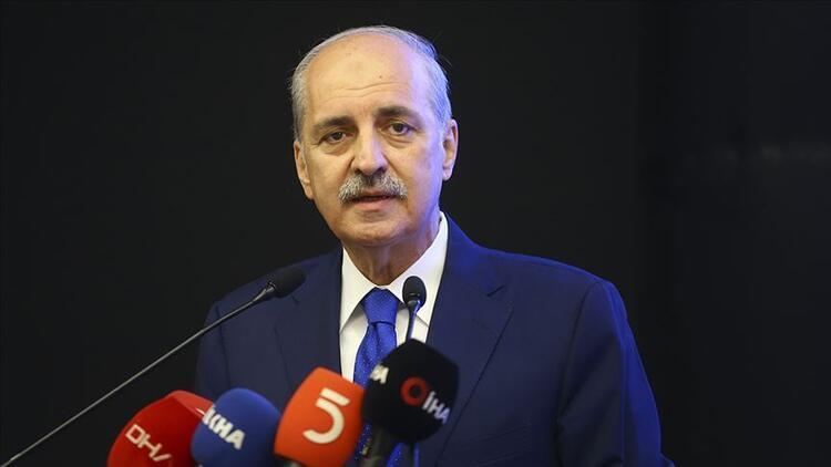 AK Parti Genel Başkanvekili Kurtulmuş, TÜGVA Ödül Töreni'nde konuştu