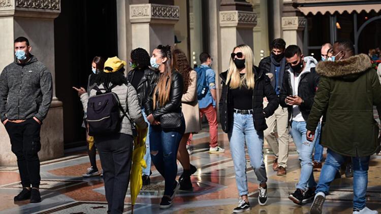 Son dakika haberler: İtalya'da koronavirüs salgınında yeni rekor