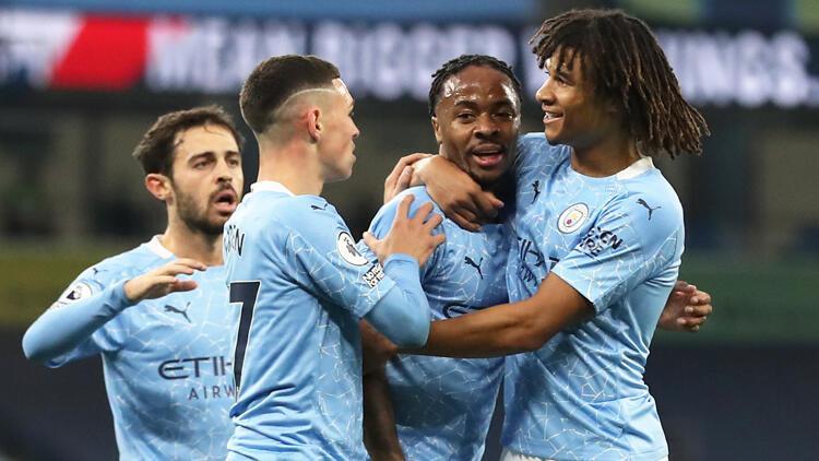 Son dakika haberi   Manchester City, Arsenal'i tek golle geçti