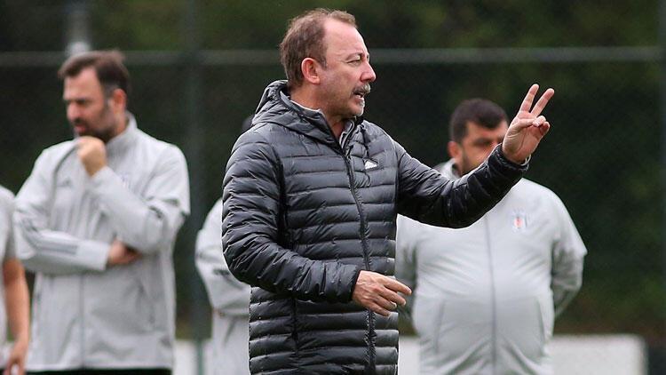 Beşiktaş'ta Denizlispor mesaisi başladı