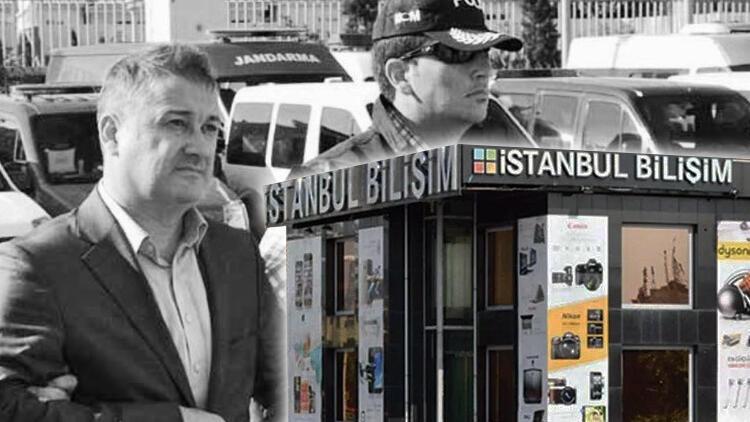 Son dakika haberi: İstanbul Bilişim raporu: 'Milyonlarca lirayı paravan şirketlere aktardılar'