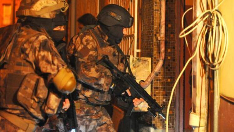 5 ilde FETÖ operasyonu: 12 gözaltı
