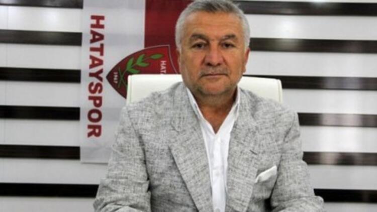 """Hatayspor Basın Sözcüsü Rahmi Vardı: """"Futbolcularımızın hiçbiri ağır semptom göstermemiştir..."""""""