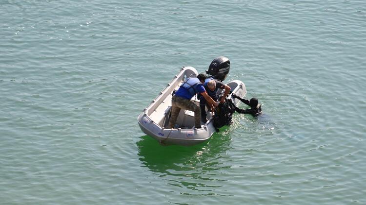 Tunceli'de Gülistan Doku için 5 günde 60 saat dalış yapıldı