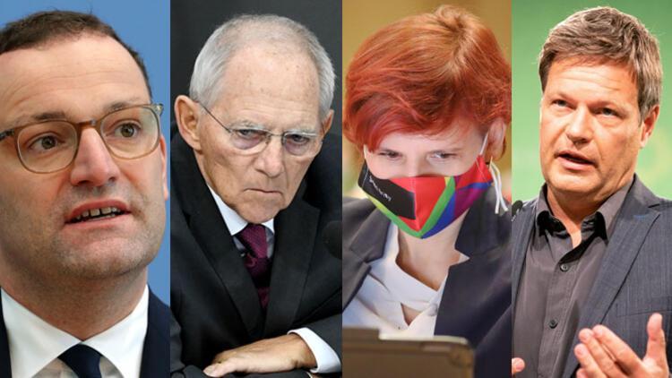 Almanya'da Meclis isyanı