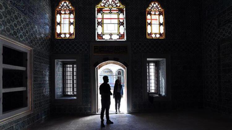 Harem-i Hümayun'un restore edilen 3 bölümü ziyarete açıldı