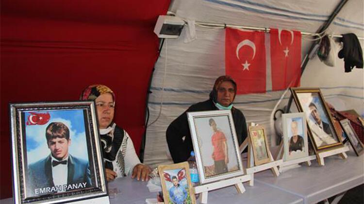 HDP önünde evlat nöbetindeki aile sayısı 152 oldu