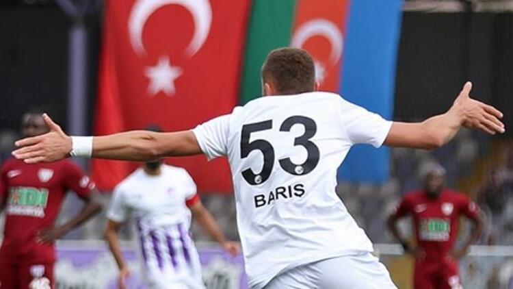 Ankara Keçiörengücü 1-0 Bandırmaspor