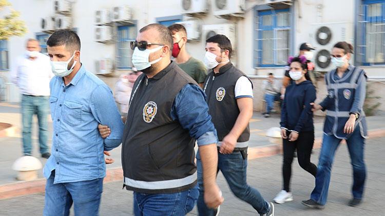 Tutuklanan gaspçıdan şaşkına çeviren ifade! 'Bizimkisi bir aşk hikayesi'