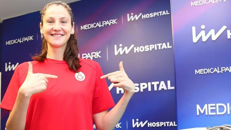 Tatiana Kosheleva, Galatasaray HDI Sigorta'ya transfer oldu