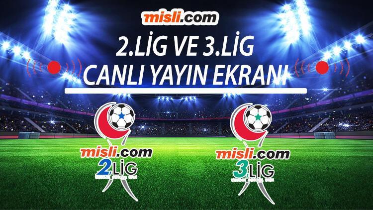 2. Lig ve 3.Lig maçları hangi kanalda canlı izlenir? Misli.com 2.Lig ve 3. Lig nasıl izlenir?