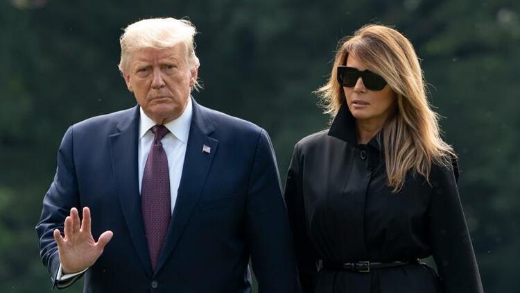 Melania Trump, eşi Donald Trump'ın seçim mitingine katılamayacak
