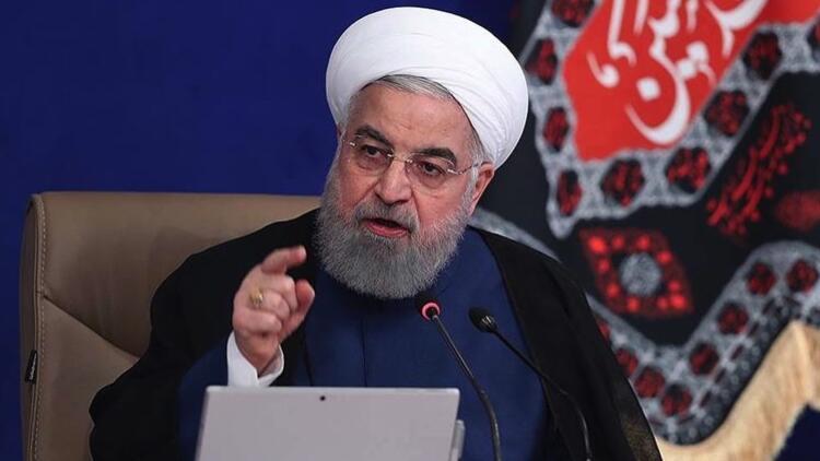 Ruhani: ABD'de iş başına gelecek kişi, İran'a karşı teslim olmak zorunda