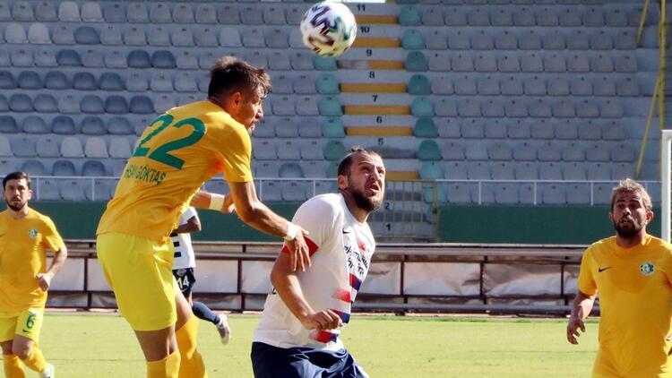 Şanlıurfaspor 0-2 Hekimoğlu Trabzonspor   Batuhan Karadeniz golünü attı