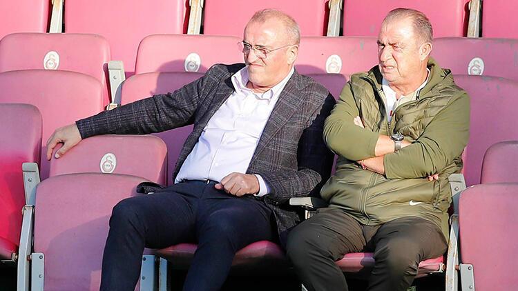 Galatasaray'da Büyükşehir Belediye Erzurumspor maçı hazırlıkları