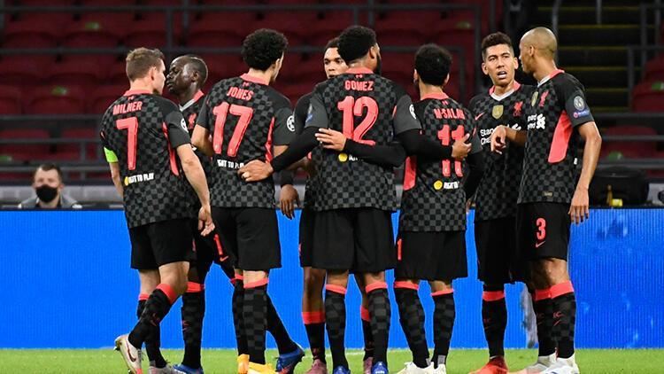 Ajax 0-1 Liverpool(Maçın özeti)