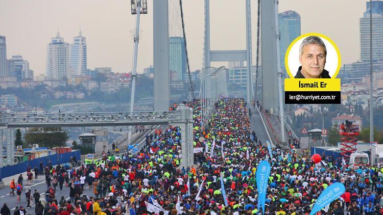 Tarihi maraton için geri sayım