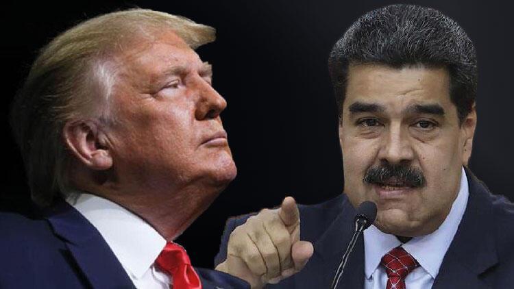 Trump yönetiminin Maduro'nun görevden ayrılması için görüşme yaptığı iddia edildi