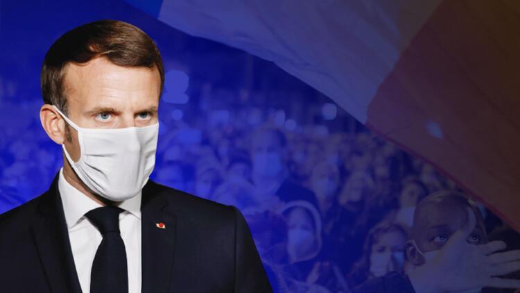 Son dakika: Bir yanda İslam karşıtları öte yanda radikaller... Fransa nereye gidiyor?