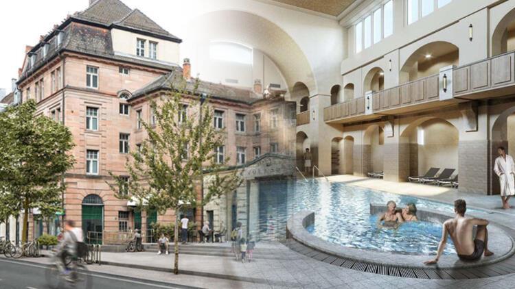 Nürnberg tarihi havuzuna kavuşuyor