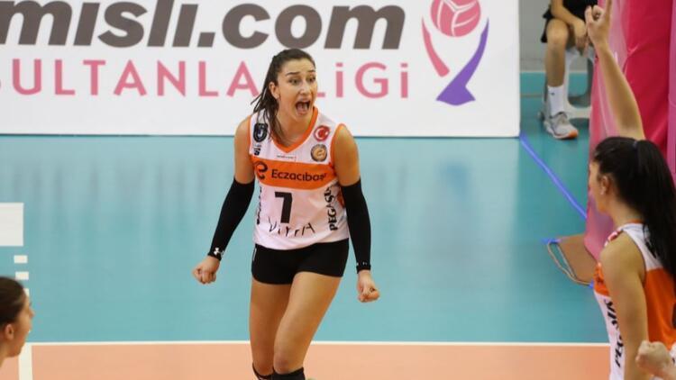 Eczacıbaşı VitrA, Galatasaray derbisine hazırlanıyor