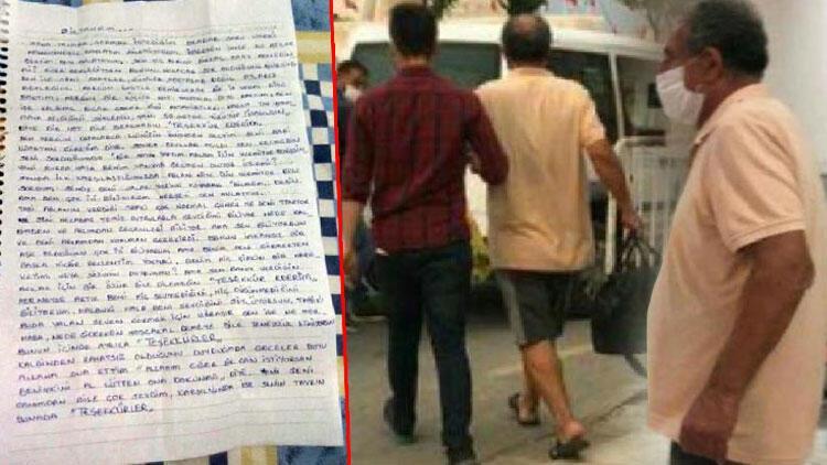 13 yaşındaki çocuğa 'aşk mektubu' yazdı! İğrenç ifadeler...