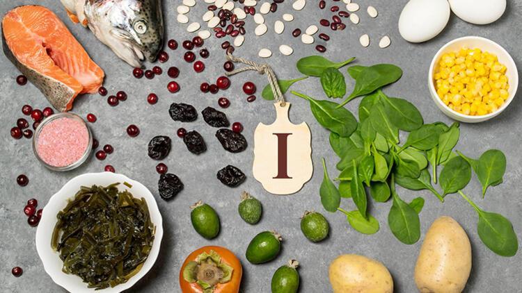Uzmanlar Açıkladı: Hamile, Yaşlı ve Veganların İyot Tüketmesi Şart!