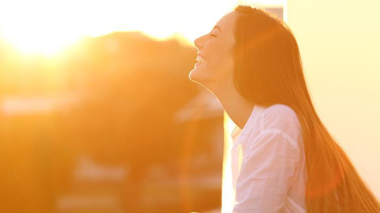 Hepimizin bugünlerde biraz daha güneş ışığına ihtiyacı var