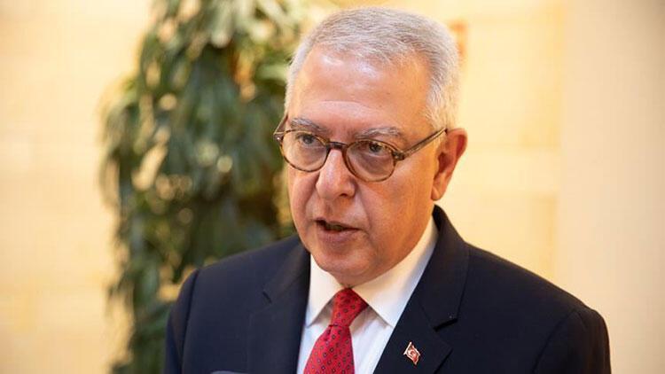 Büyükelçi Kılıç'tan ABD'li Demokrat senatöre sert tepki