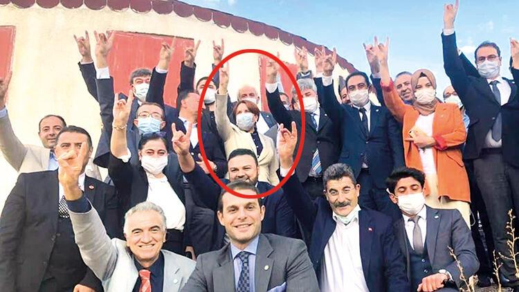 Son dakika haberi: MHP'den İYİ Parti'ye bozkurt işareti tepkisi
