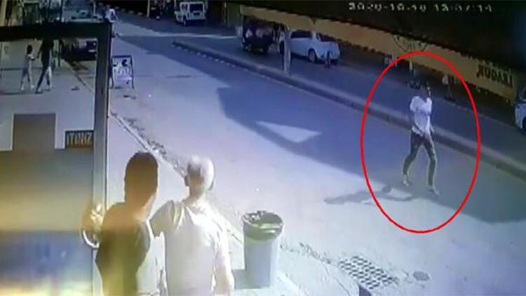 Yayaya çarptıktan sonra kaçan sürücü, motosikleti saklarken yakalandı