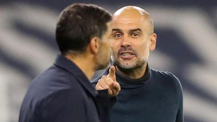 Sergio Conceicao: 'Guardiola'nın yanında melek gibi kaldım'