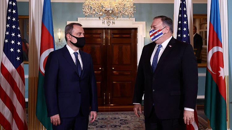 ABD ve Azerbaycan dışişleri bakanlarından kritik 'Karabağ' görüşmesi