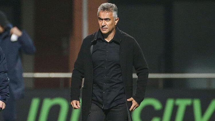Kasımpaşa Teknik Direktörü Mehmet Altıparmak: 'Rakibimiz yerde yatmaya gelmiş'