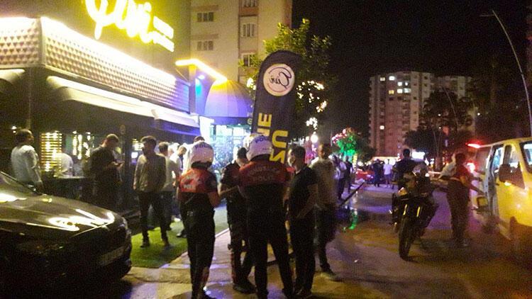 Adana'da silah sesleri! 1 yaralı
