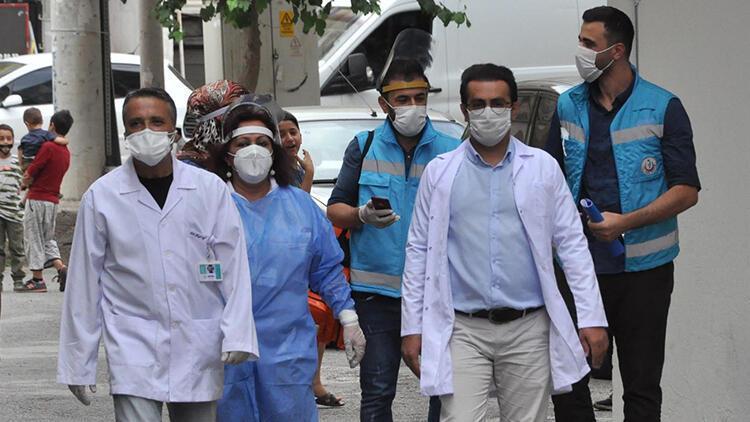 Diyarbakır'da, 7 ayda 13 bin hastaya evde sağlık hizmeti