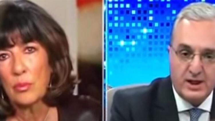 Ermenistan'ın Dışişleri Bakanı'na CNN 'de soğuk duş: Sizin politikanız bu mudur?