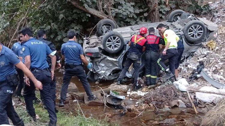 Aydın'da korkunç kaza! 1 ölü, 1 yaralı...
