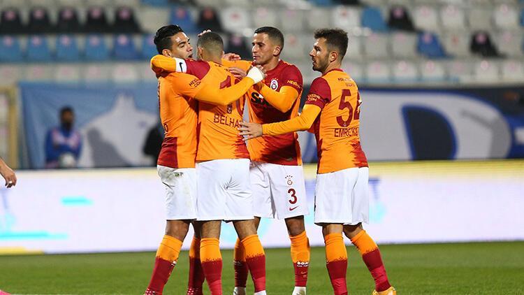 BB Erzurumspor 1-2 Galatasaray / Maçın özeti ve golleri
