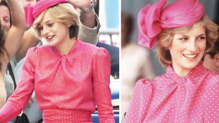Emma Corrin: Prenses olmayı kim istemez ki?