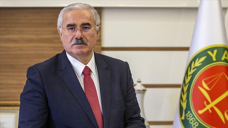 Yargıtay Başkanı kimdir? İşte Yargıtay Başkanı Mehmet Akarca'nın biyografisi