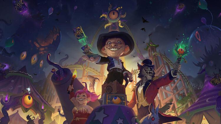 Hearthstone: Madness at the Darkmoon Faire duyuruldu