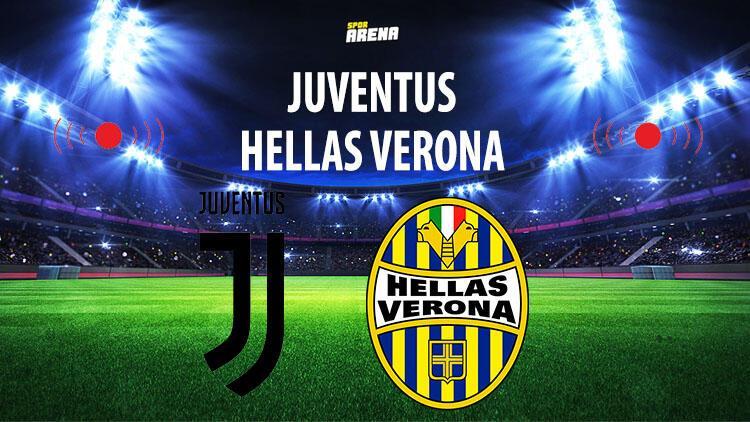 Juventus - Hellas Verona maçı hangi kanalda saat kaçta?