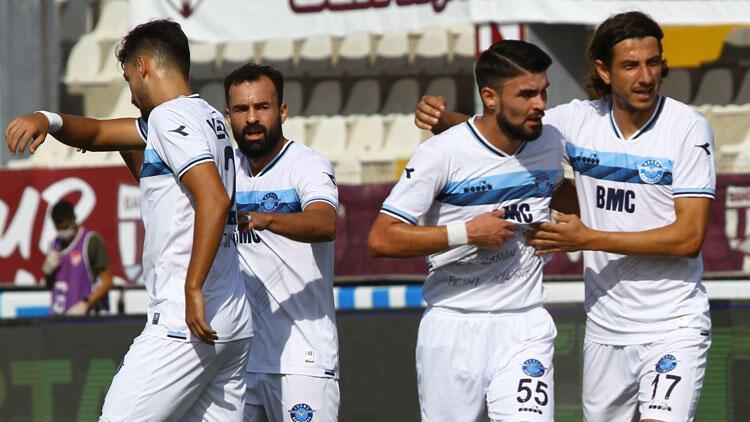 Bandırmaspor 0-3 Adana Demirspor